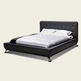 PU Leather Beds